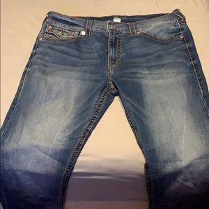 Means blue jeans